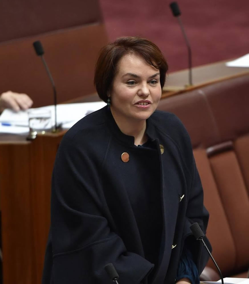 Senator Kimberley Kitching